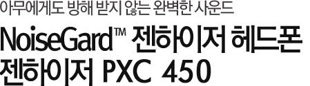 젠하이저 PXC 450