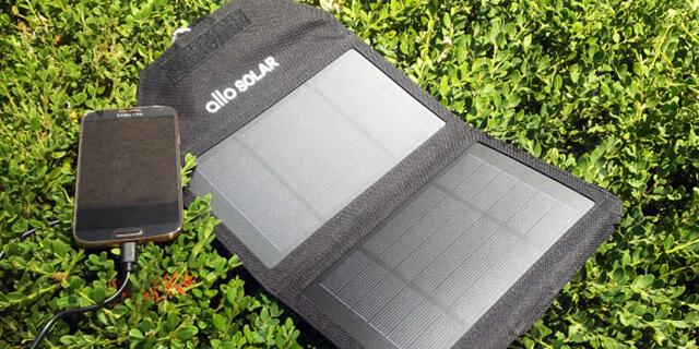 알로 솔라 태양광 충전기
