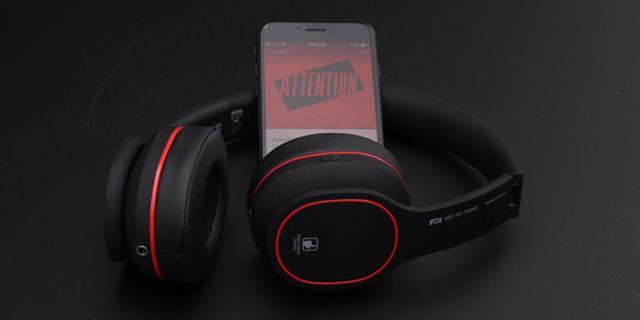 픽스 프라임 블루투스 헤드폰 XBT-901