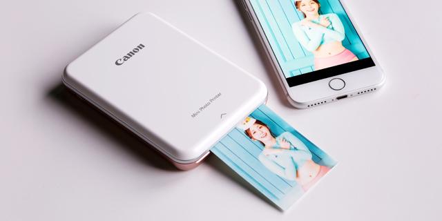 캐논 인스픽 미니 포토 프린터 + 무료 전용지 20매