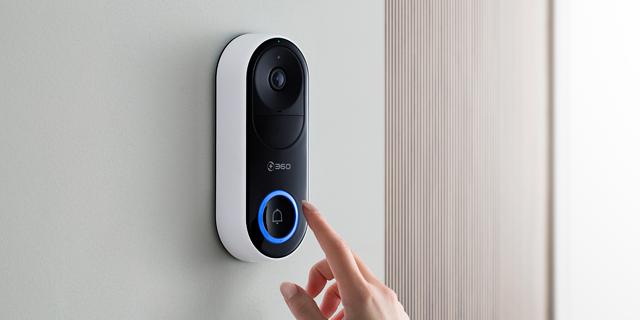 치후360 안심벨S 스마트폰 CCTV