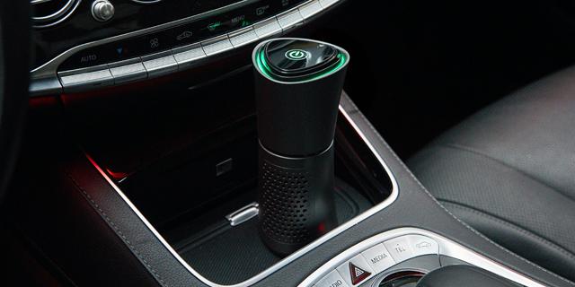 나오테크 멀티 실린더 차량용 공기청정기 D6200A
