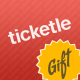 �����¦ Ƽ�� ���� ticketle gift