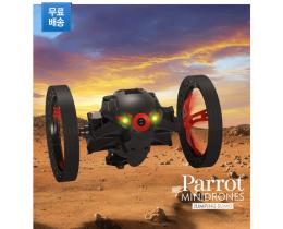 땅위를 달리는 액션, Parrot 미니 드론 점핑 스모