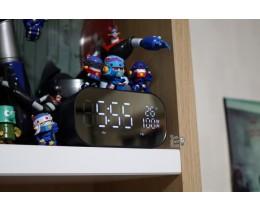 픽스 듀얼파이 블루투스 스피커 XBS-504 탁상 전자시계 포함 9가지 기능이