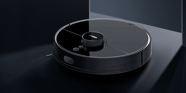 샤오미 치후 360 로봇청소기 S7 블랙
