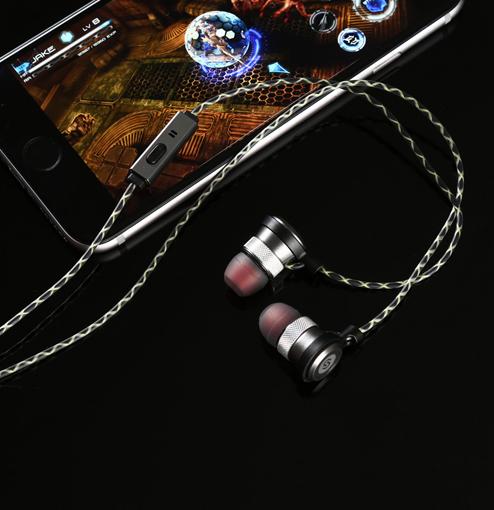듀얼스 우퍼 이어폰 T3/T3 Pro