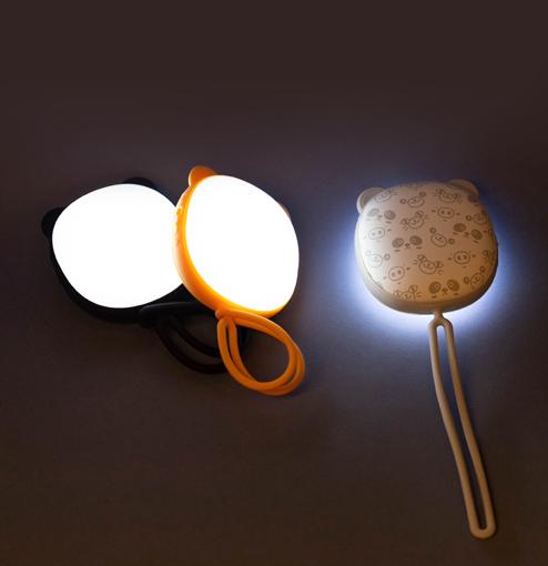 디셈 LED 램프 손난로 보조배터리 DW-C19