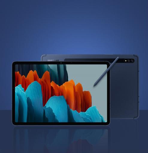 삼성 갤럭시 탭 S7+ 미스틱 네이비 512GB SM-T970 / SM-T975 / SM-T976