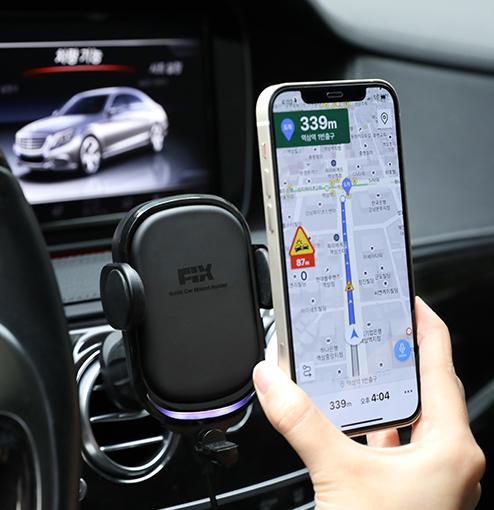 픽스 퀵 차량용 핸드폰 거치대 XM-703