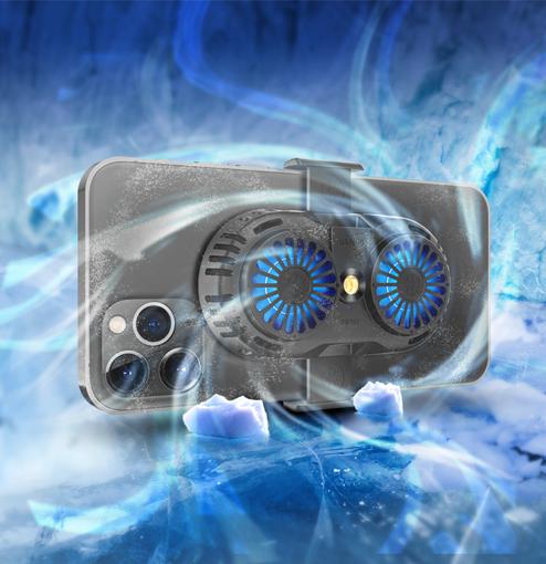 듀얼아이스 스마트폰 쿨러 DUAL-ICE28