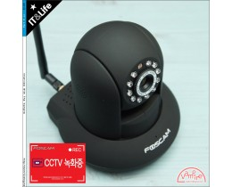 실시간 CCTV, IP카메라 포스캠 F18910W