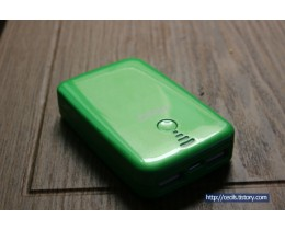 휴대용 보조 배터리 미니큐 5100S 리뷰