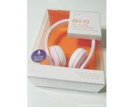 [앱토커머스 / IRIVER] 아이리버 파스텔 헤드폰 BH-10이~ 내품에 쏙! 헤드폰인데~ 헤드셋으로 사용하고 전화통화도 해요.