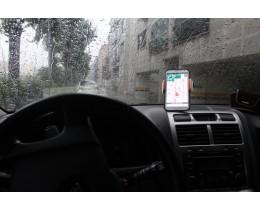 픽스 원터치 마운트 NFC 차량용 스마트폰 거치대