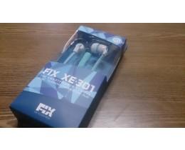[픽스이어폰]저렴한가격 과 성능을 갗춘 픽스 XE-301 스타일링 이어폰
