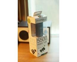 우직한 대용량 보조배터리 파워튜브5500