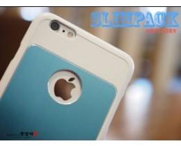 아이폰6 플러스 케이스 - 아이폰의 감성에 메탈의 느낌을 더해 아름답게 보호해주는 슬림팩 메탈 스킨 케이스!!