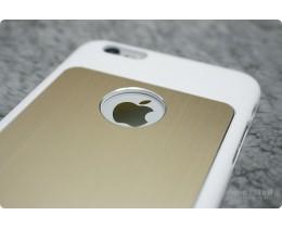아이폰6 플러스 슬림팩 메탈 스킨 케이스 예~뿨♡