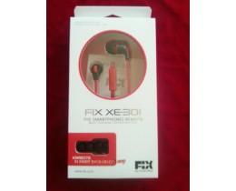 FIX XE-301 가성비 정말좋은 이어폰 추천