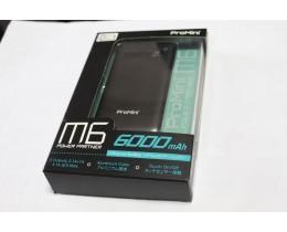 아이폰 보조배터리 프로미니M6배터리