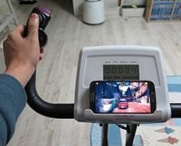 실내 자전거 추천, 스마트 엑스바이크