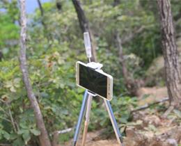 셀카봉이야? 스마트폰 삼각대야? 가벼운 카메라 삼각대 픽스하이브리드스마트폰 삼각대 사용기