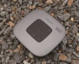 삼성 스마트 빔 600안시, 언제 어디서나 사용 가능한 휴대용 빔프로젝터 / 캠핑용 프로젝터 추천