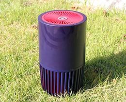 공기청정기와 블루투스 스피커가 만나다, 하타 아코마 공기청정기 마블형
