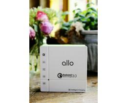 [고속 충전기 추천]알로 멀티 충전기 QC3.0